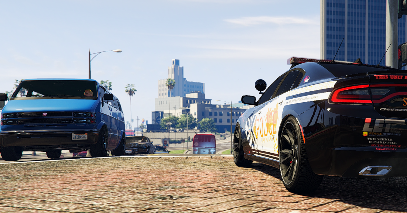 San Andreas Police 2015 Charger TEX - GTA5-Mods.com 2015 Police Charger