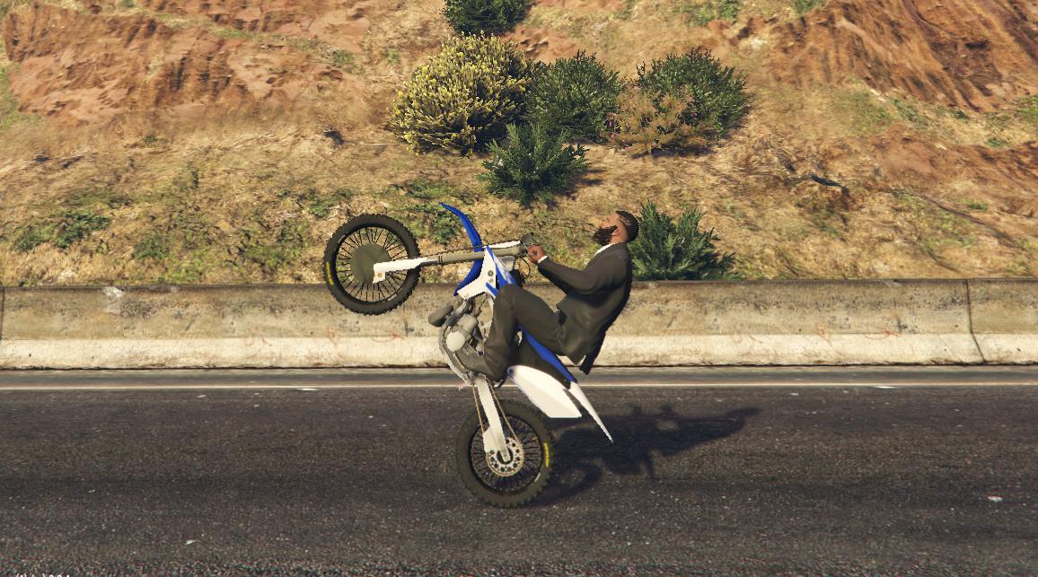 Motorcycle Wheelie Handling Mod Gta5 Mods Com