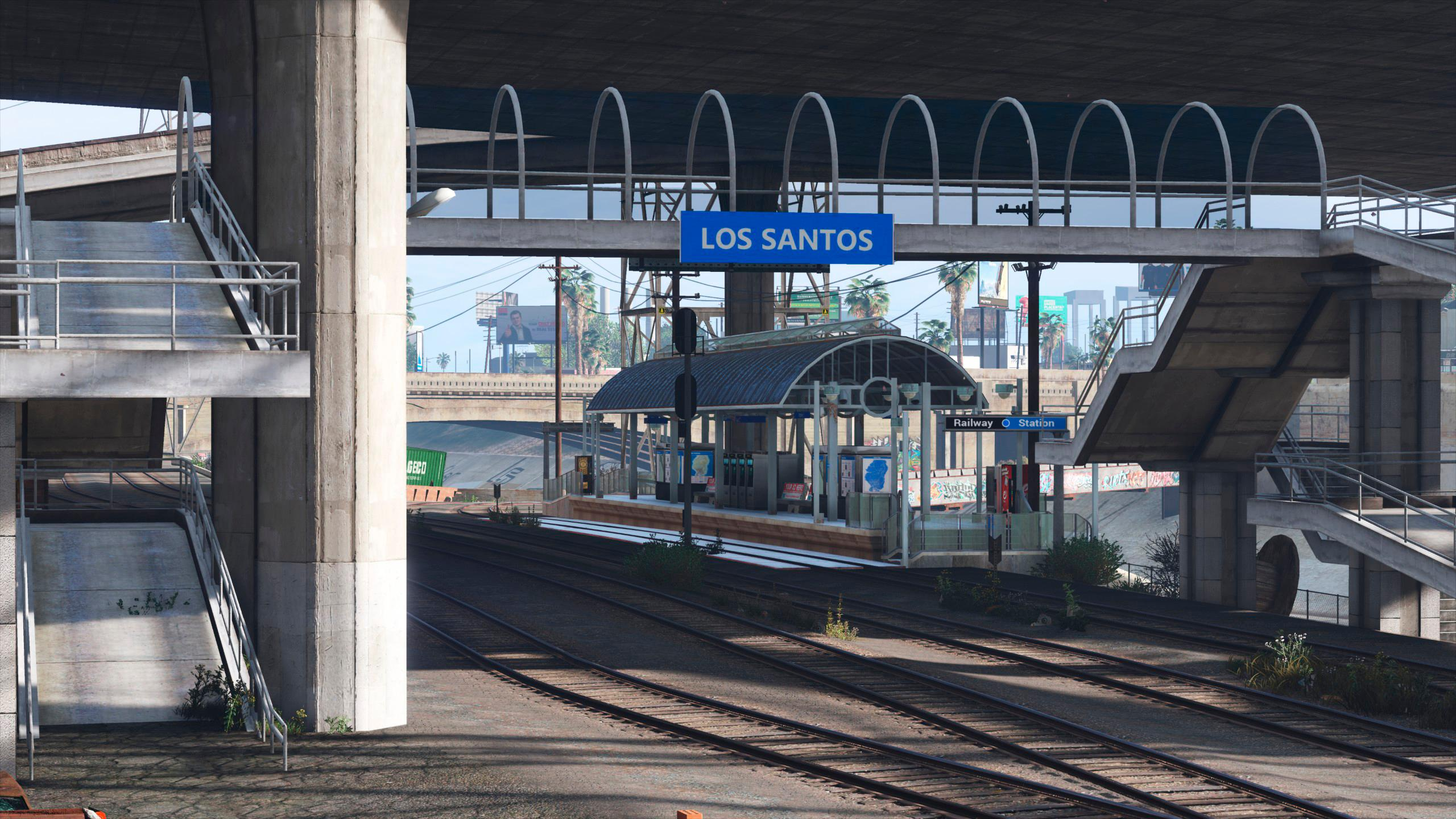 Stations of San Andreas [Add-On] - GTA5-Mods.com