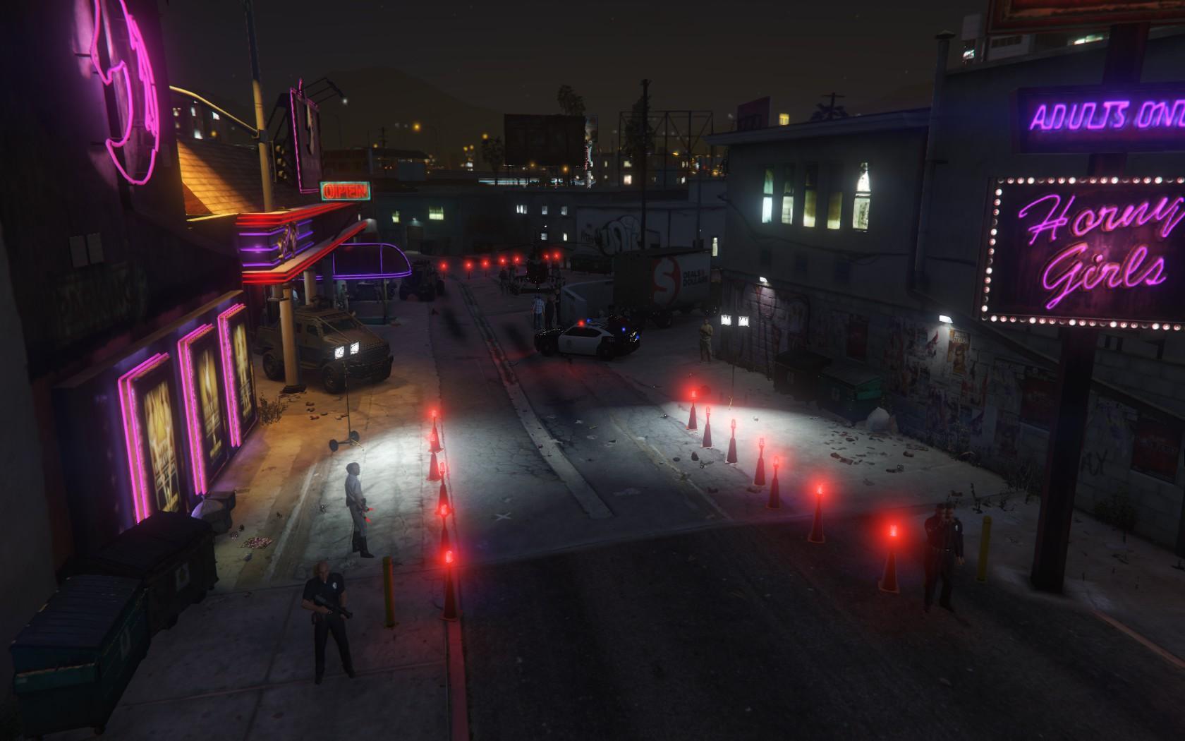 Strip Club High Defence - GTA5-Mods.com
