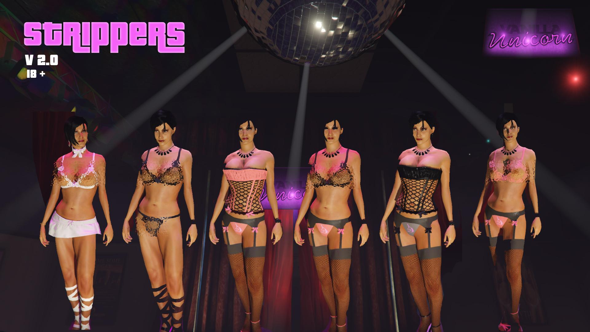 Nove Strippers - Gta5-Mods Com-8096