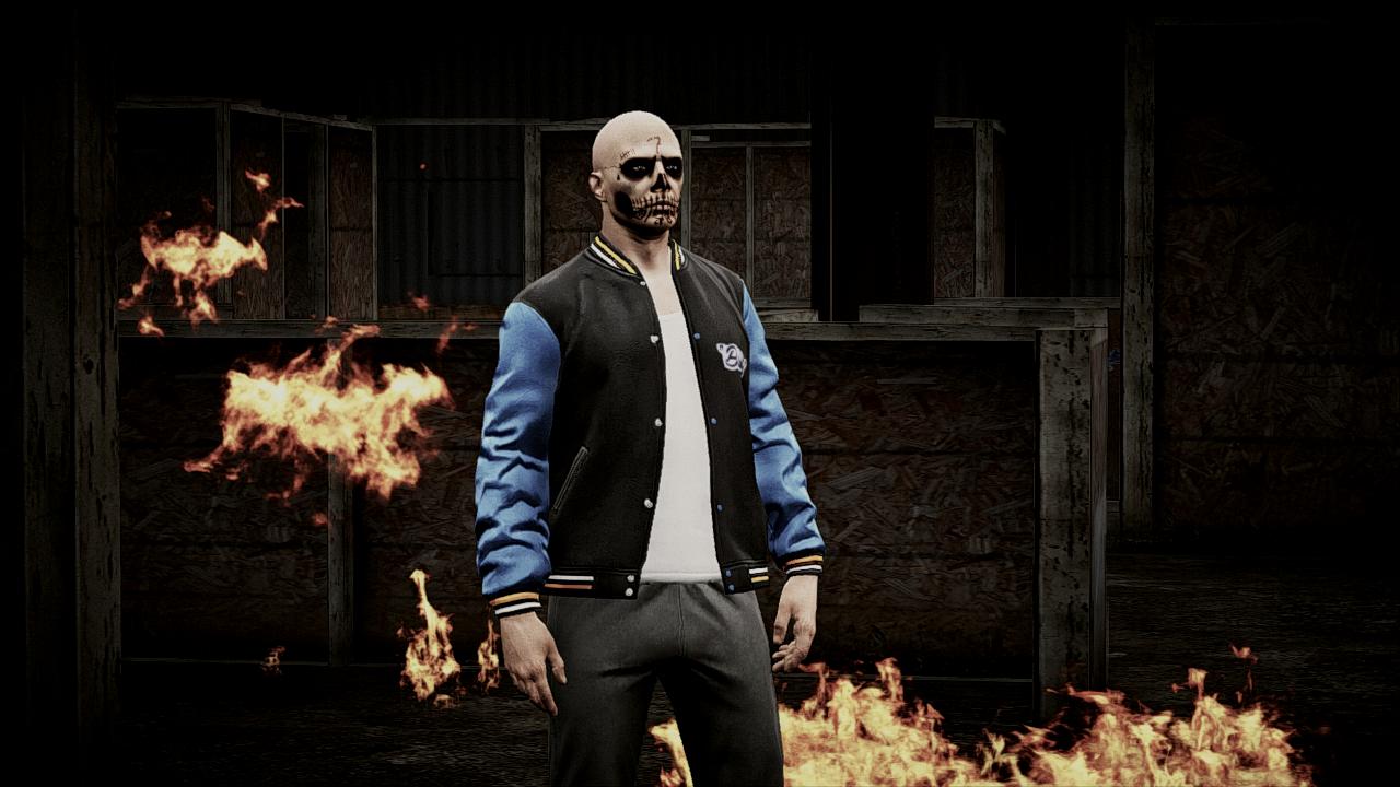 Suicide Squad El Diablo - GTA5-Mods.com