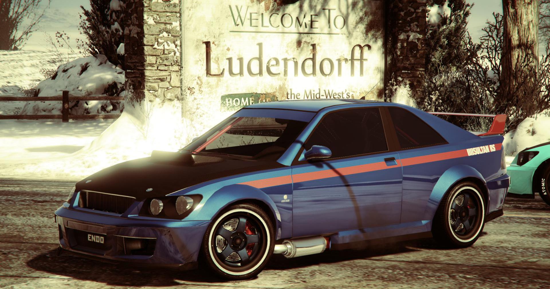 The gallery for --> Sultan Rs Gta 5