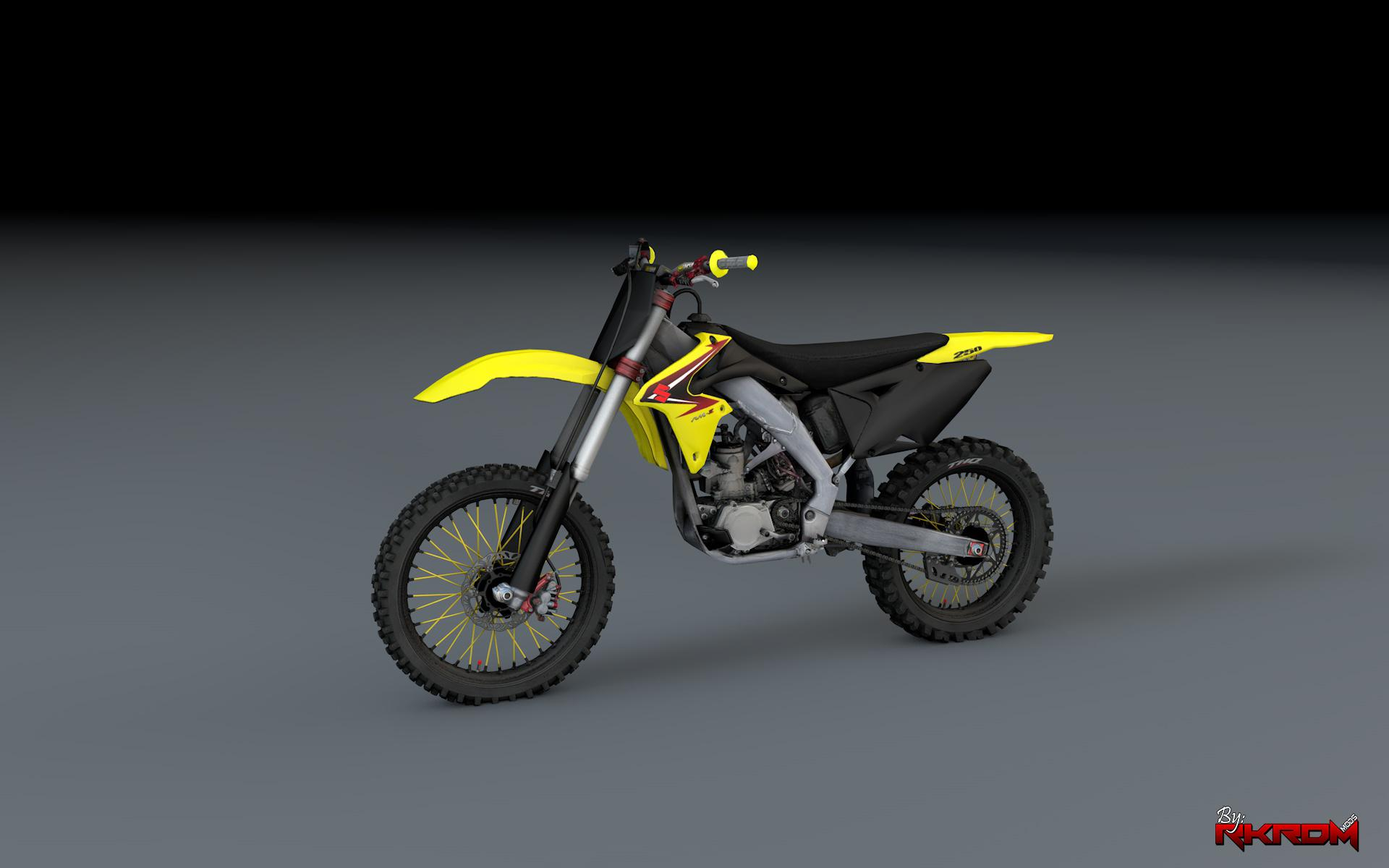 suzuki rmz 250 4 stroke with liveries gta5. Black Bedroom Furniture Sets. Home Design Ideas