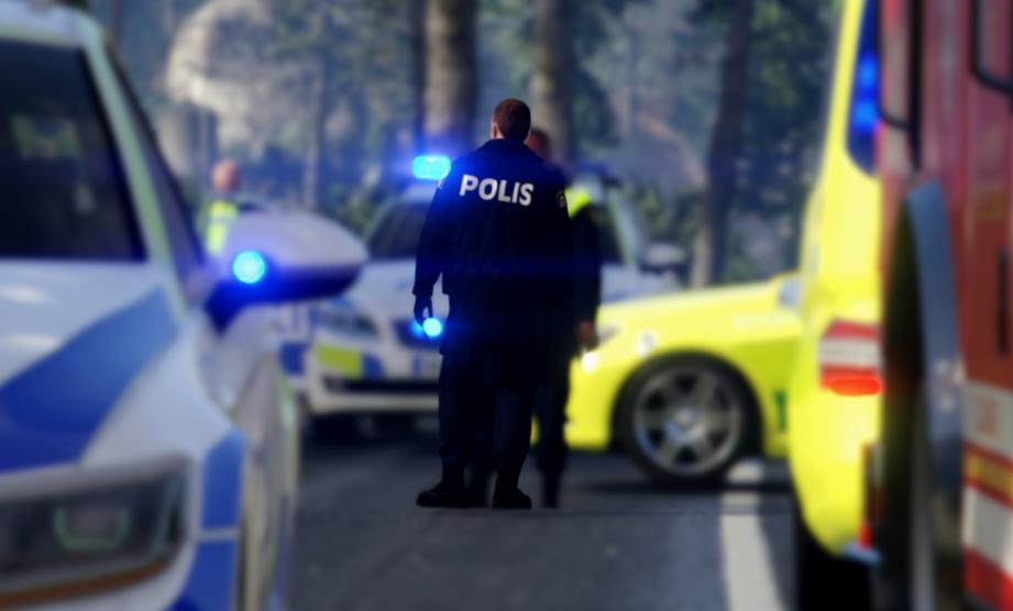 Swedish Police - GTA5-Mods com