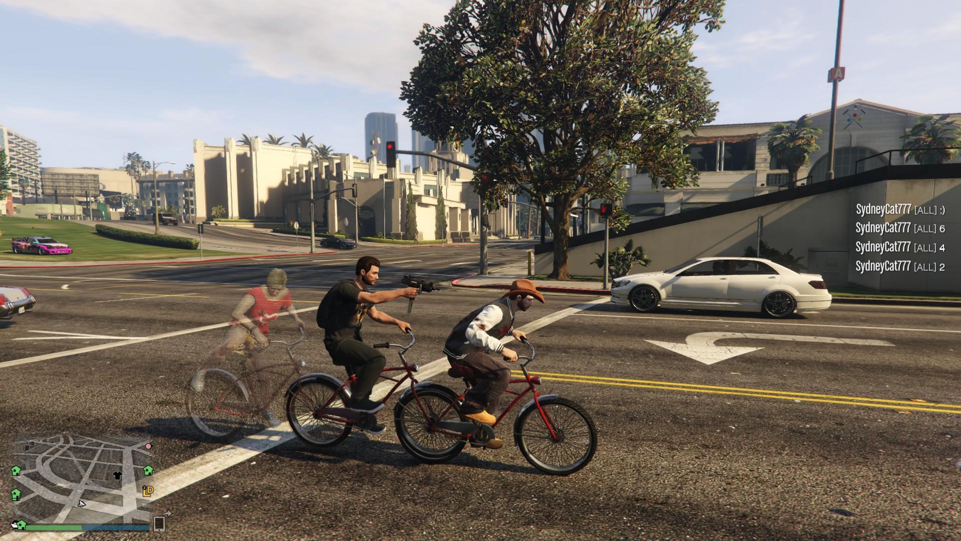 Tandem Bicycle Menyoo Gta5 Mods Com