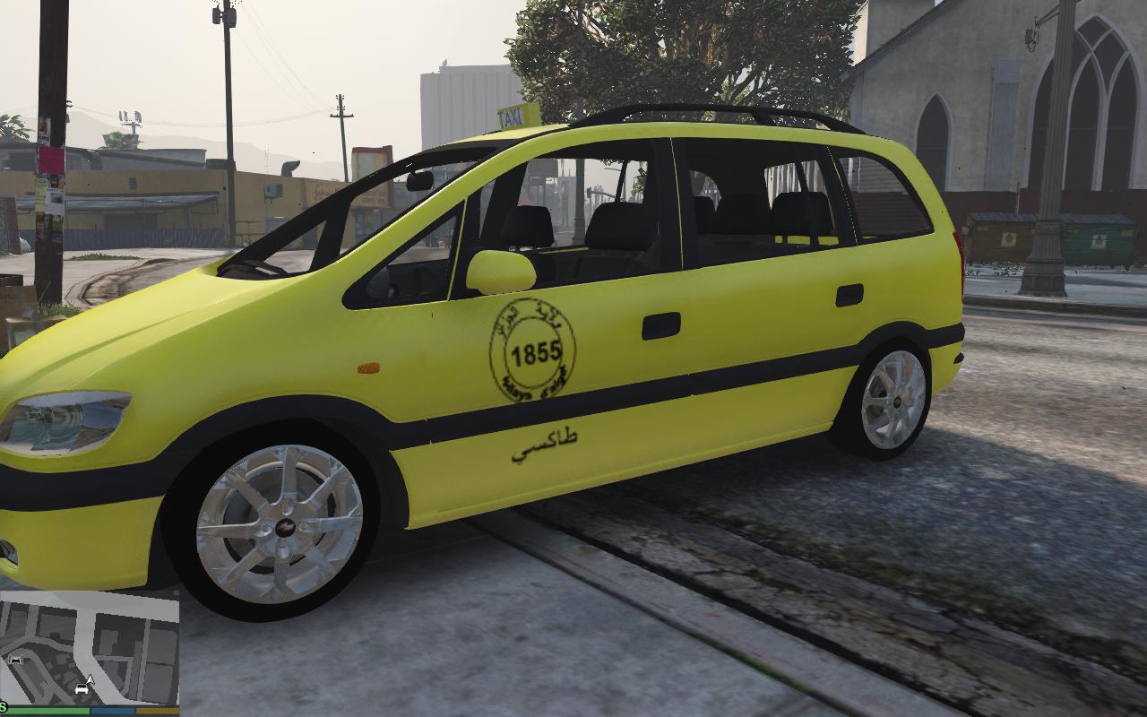 Algerian Taxi Gta5 Mods Com