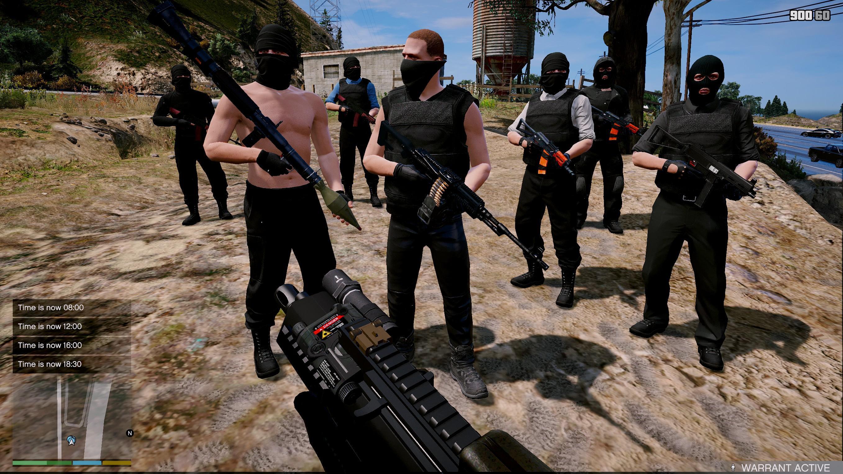 Terrorist Photo: Terrorists [Add-On Ped]