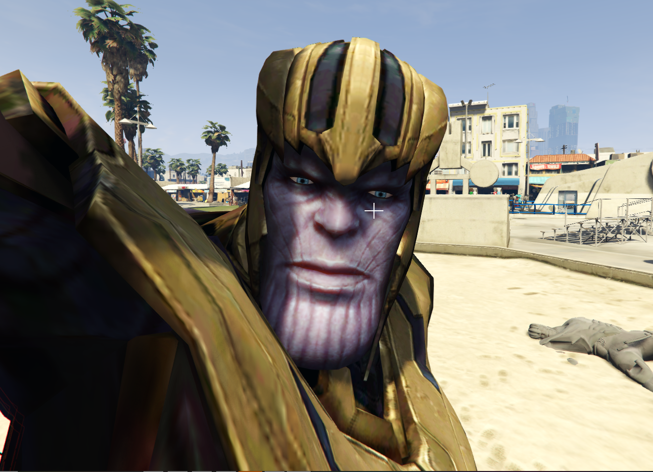 Thanos (Avengers Endgame) Add-On - GTA5-Mods com