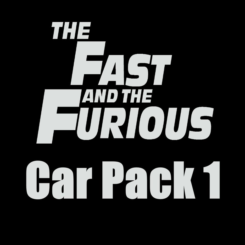 The Fast And The Furious Cars Pack [Add-On
