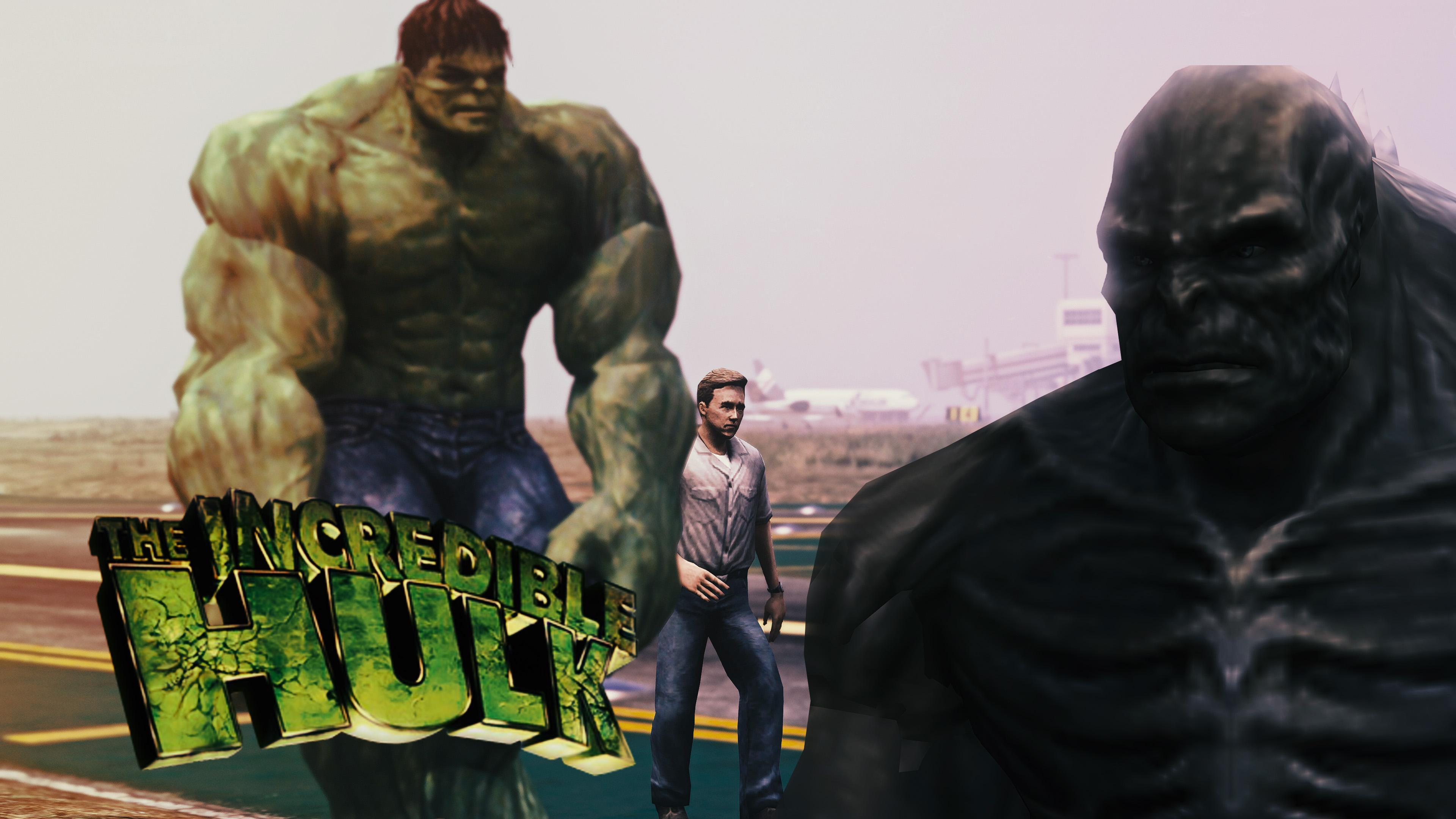 The incredible hulk 2008 pack add on gta5 - Telecharger hulk ...