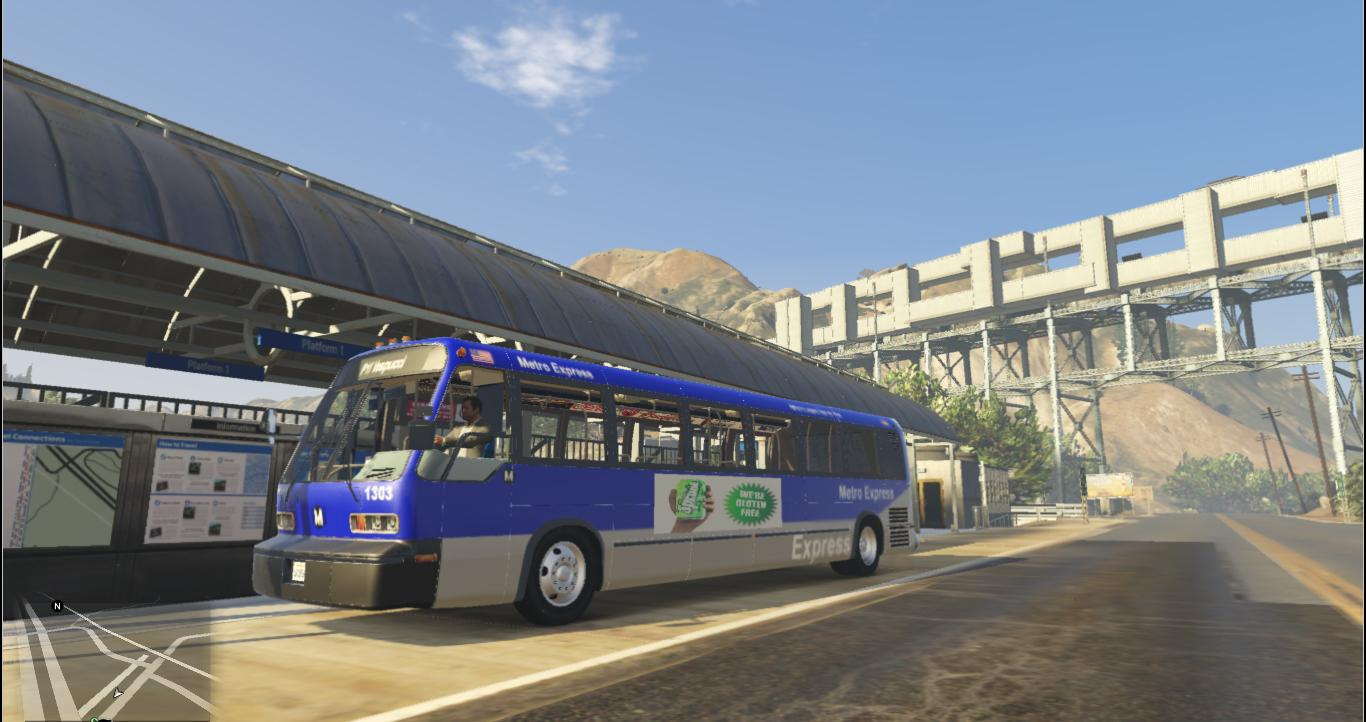 bus system What is metro the metro system is a network of transitways with frequent, all-day service between stations with enhanced amenities some metro lines use trains.