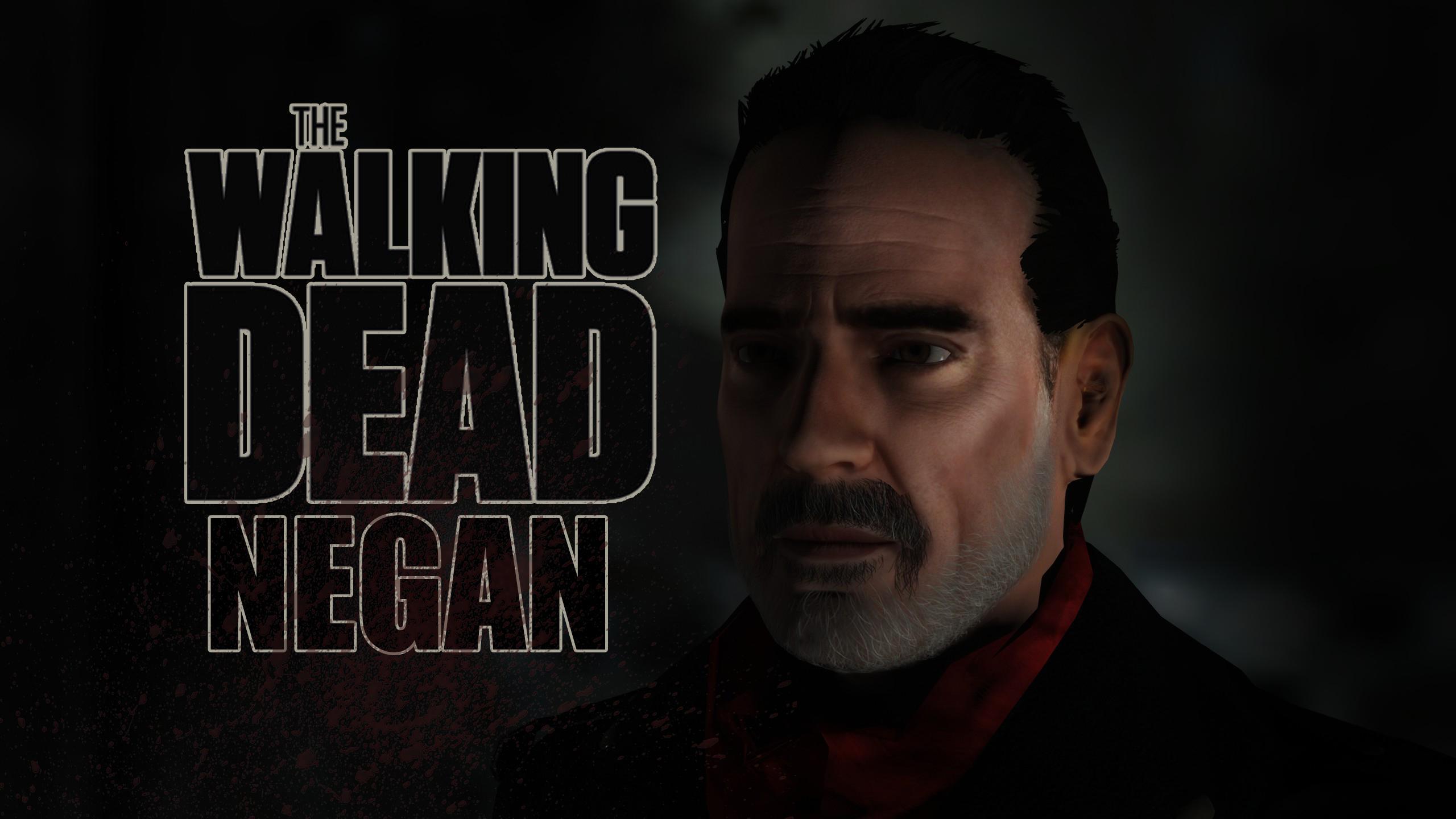 Walking Dead: Negan [Add-On Ped]