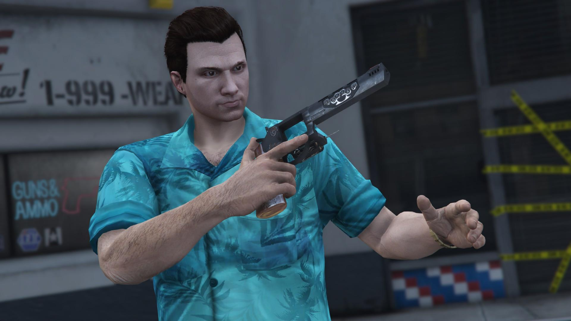 tommy vercetti shirt texture for mp gta5
