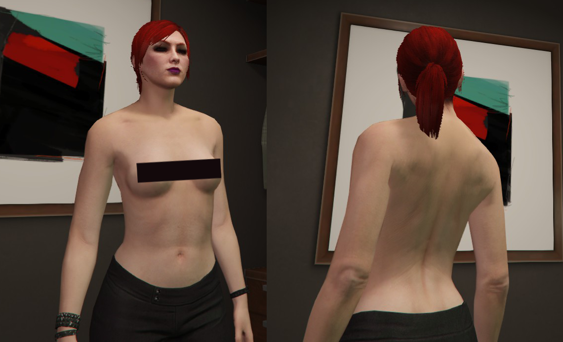 Apologise, but, Gta unrated adult images