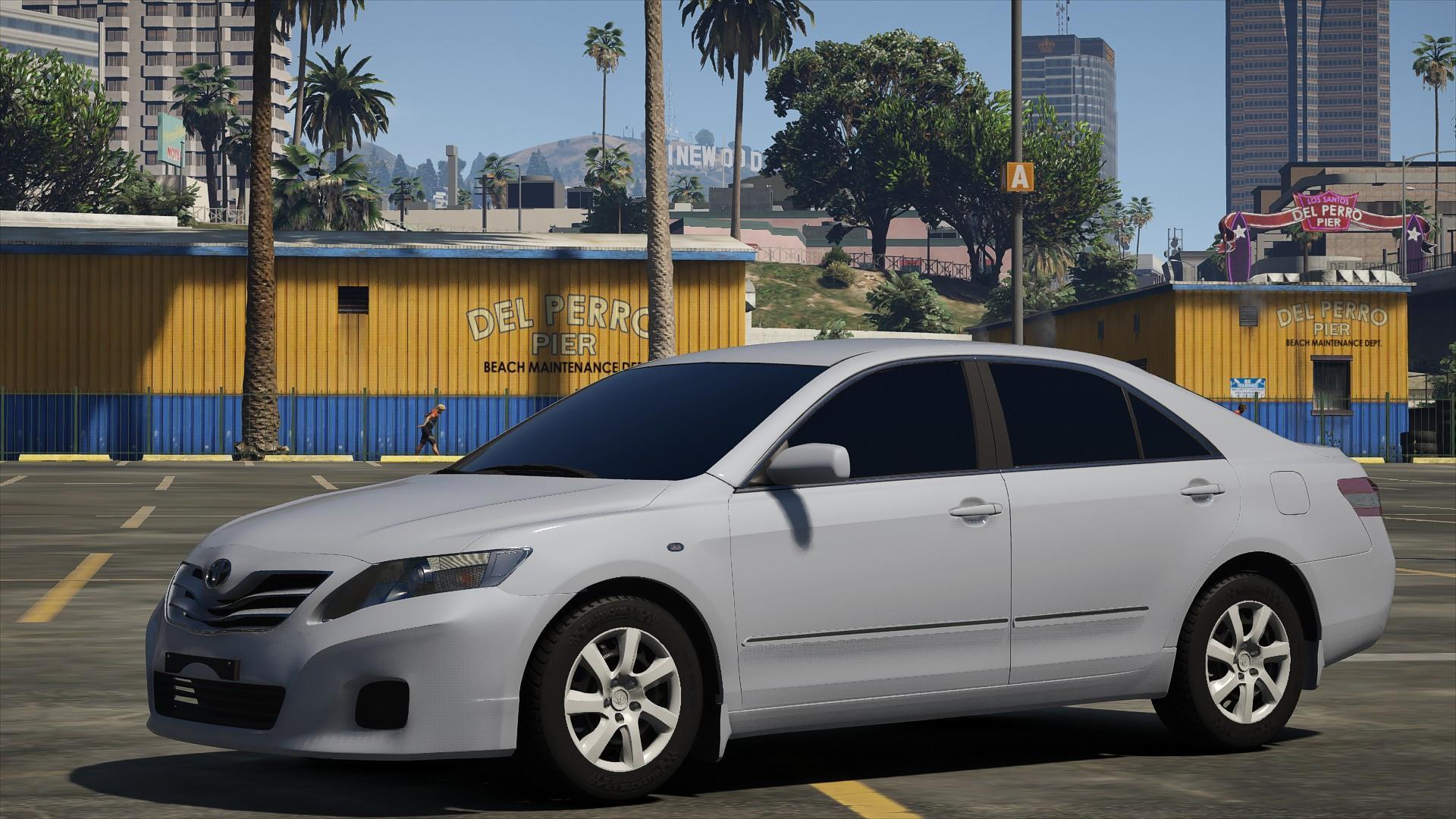 Toyota Camry 2011 Gl High Quality Gta5 Mods Com