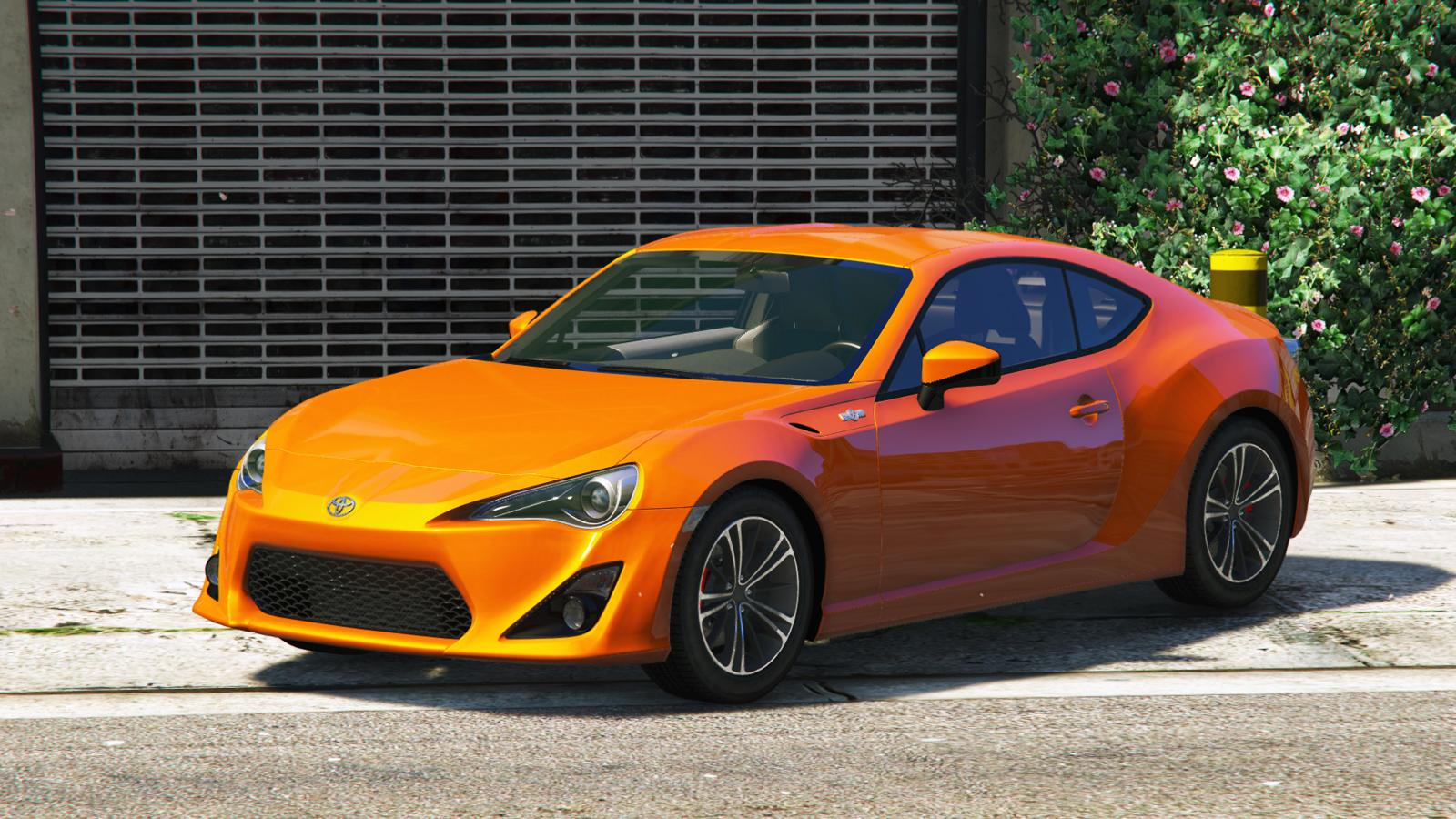 toyota gt86 zn6 gta5. Black Bedroom Furniture Sets. Home Design Ideas