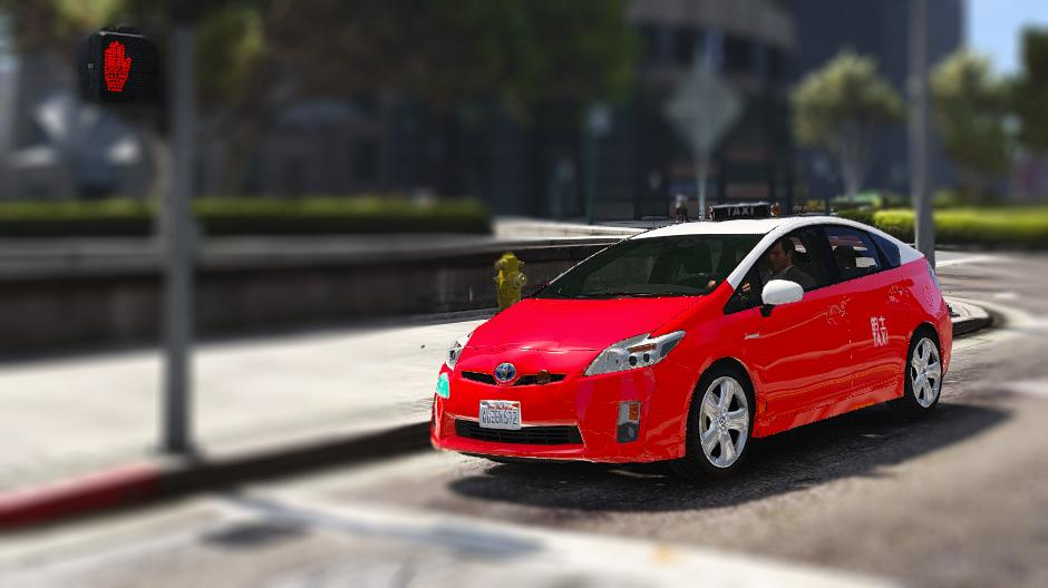 New Toyota Prius >> Toyota Prius Hong Kong Hybrid Taxi - GTA5-Mods.com