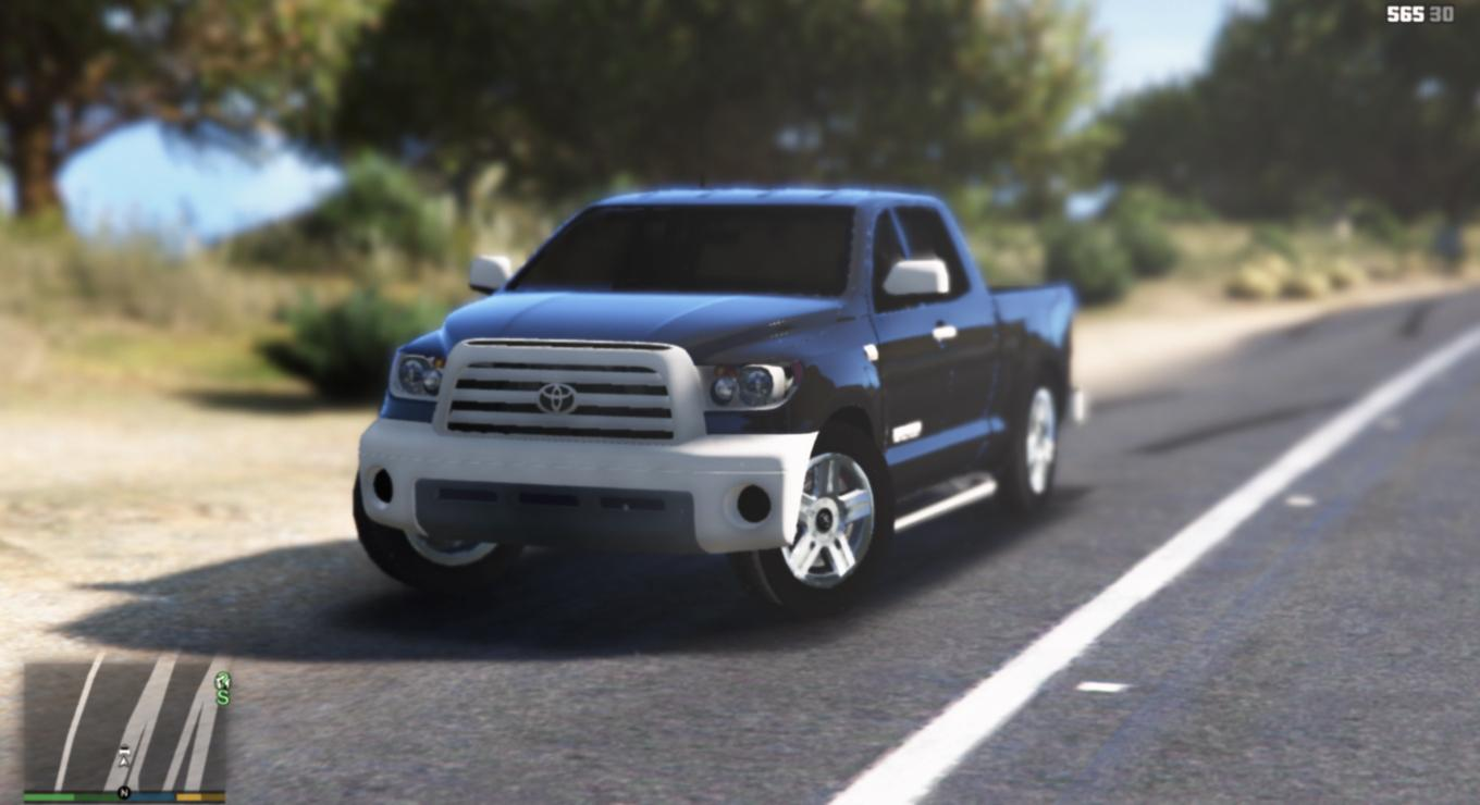 2008 toyota tundra gta5. Black Bedroom Furniture Sets. Home Design Ideas