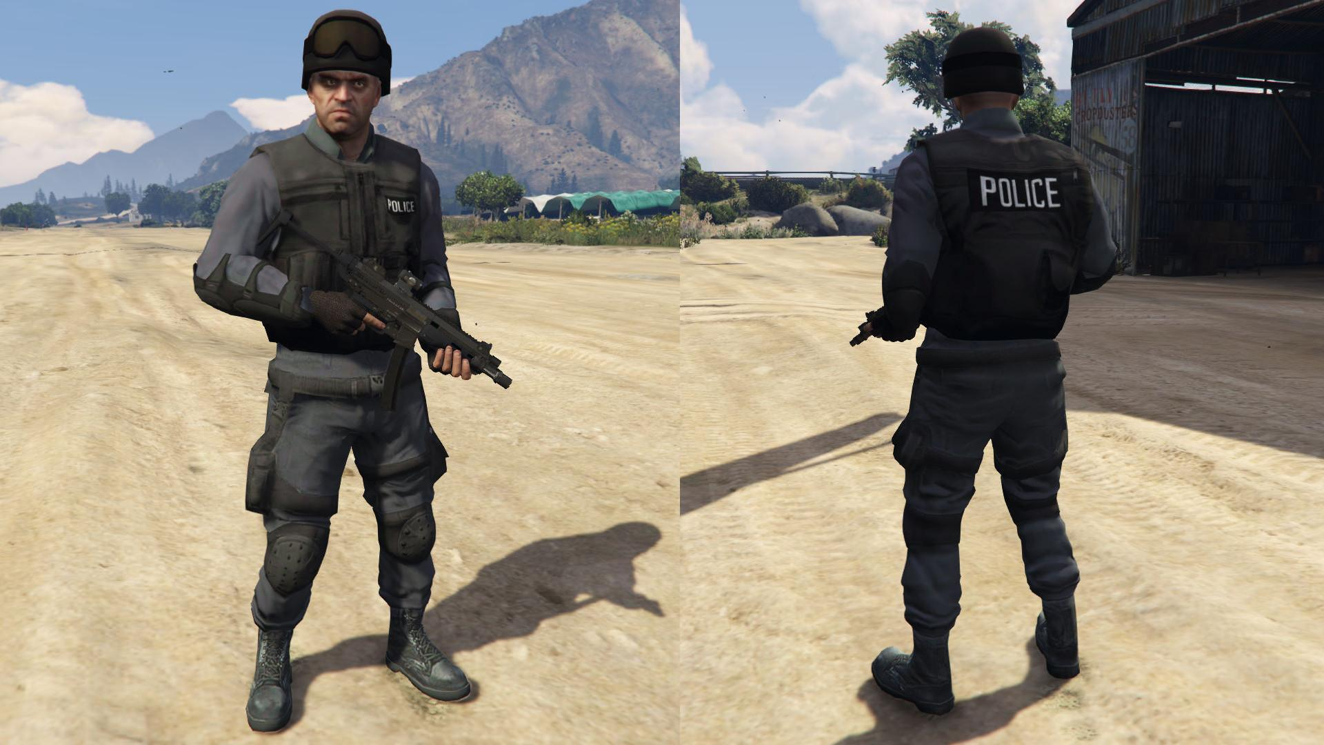 Trevor Emergency Outfits - GTA5-Mods.com