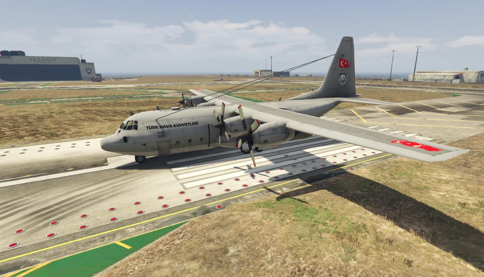 Türk Hava Kuvvetleri C-130 /Turkish Air Forces C-130 ...