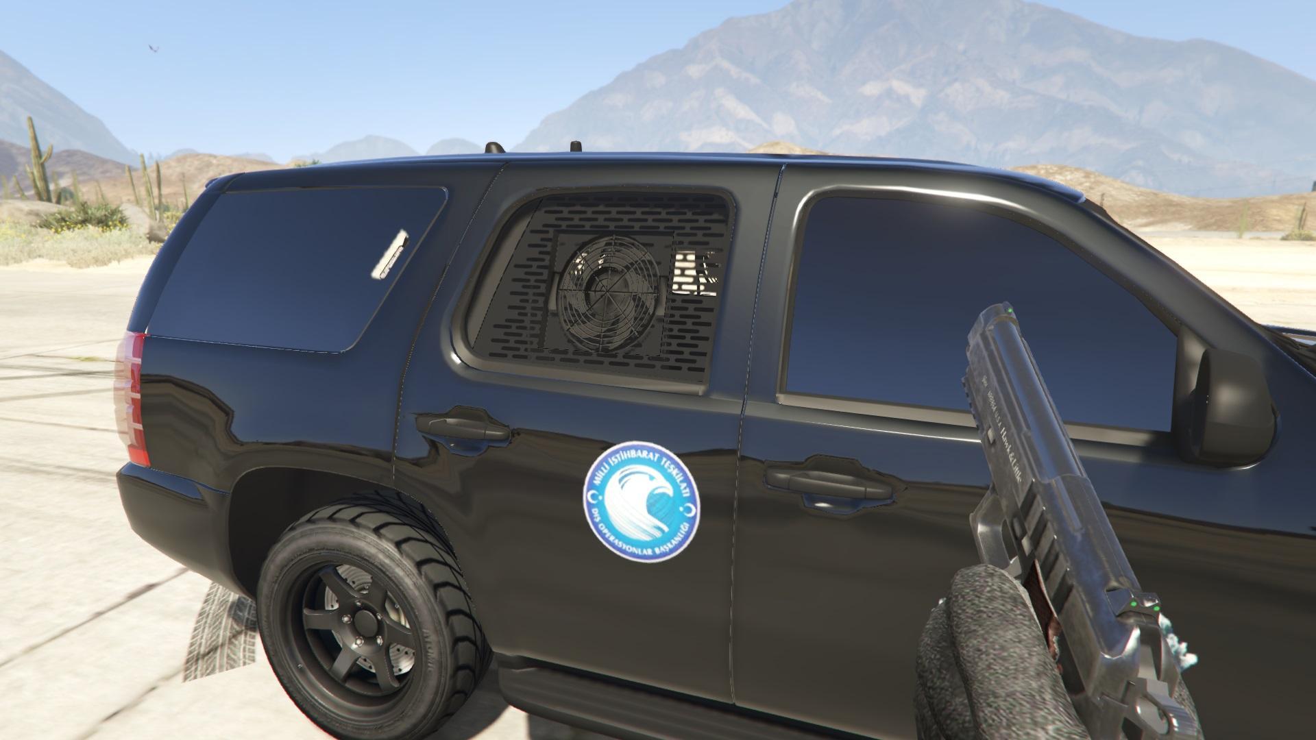 turkish special agent car chevrolet m t arac 4k gta5. Black Bedroom Furniture Sets. Home Design Ideas