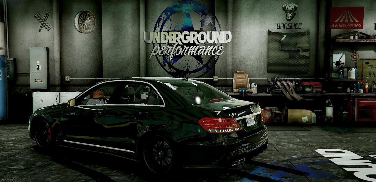 Underground Performance Los Santos Customs Replacement