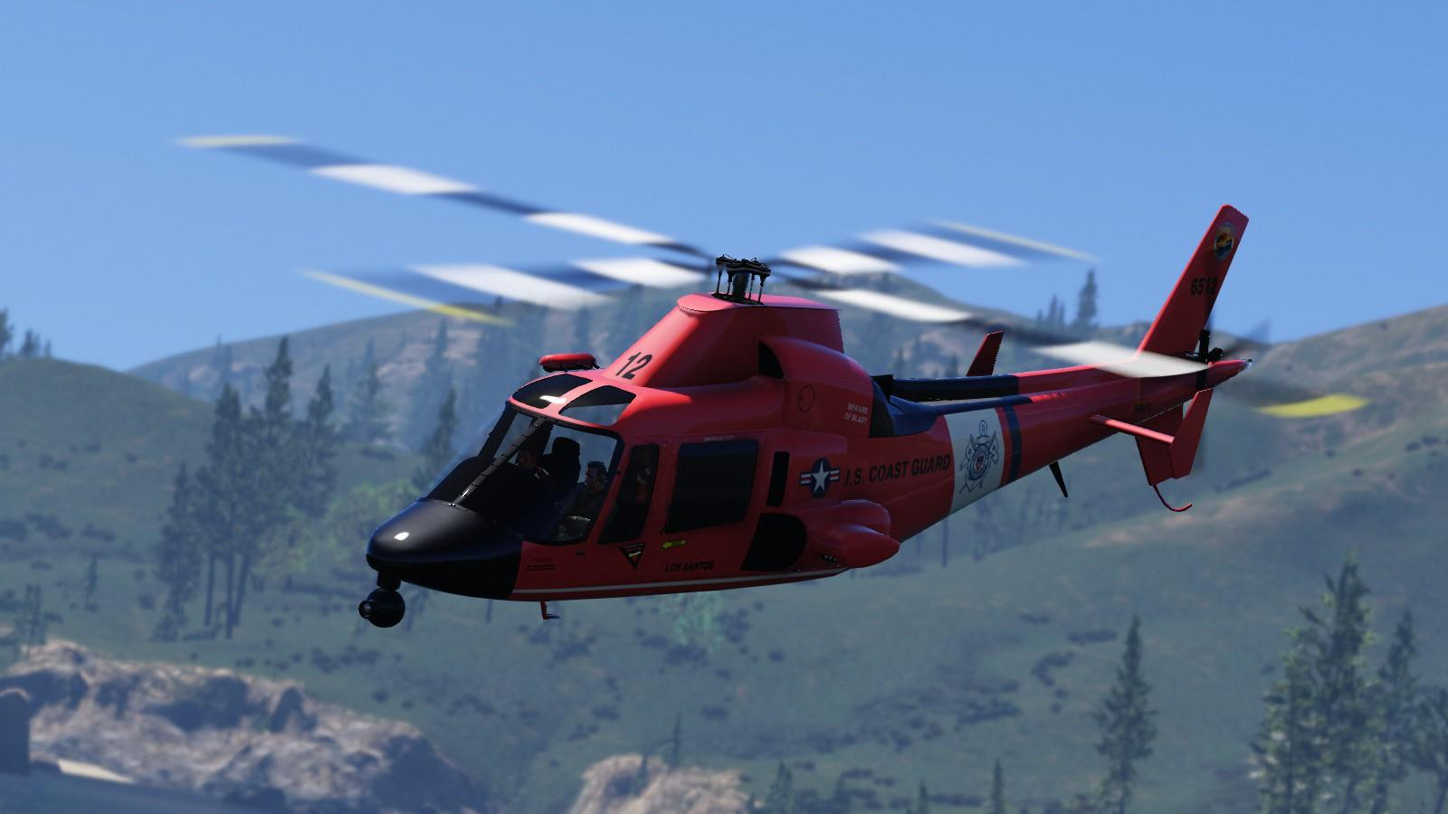 United States Coast Guard - Lore Friendly Pack [Add-On ...