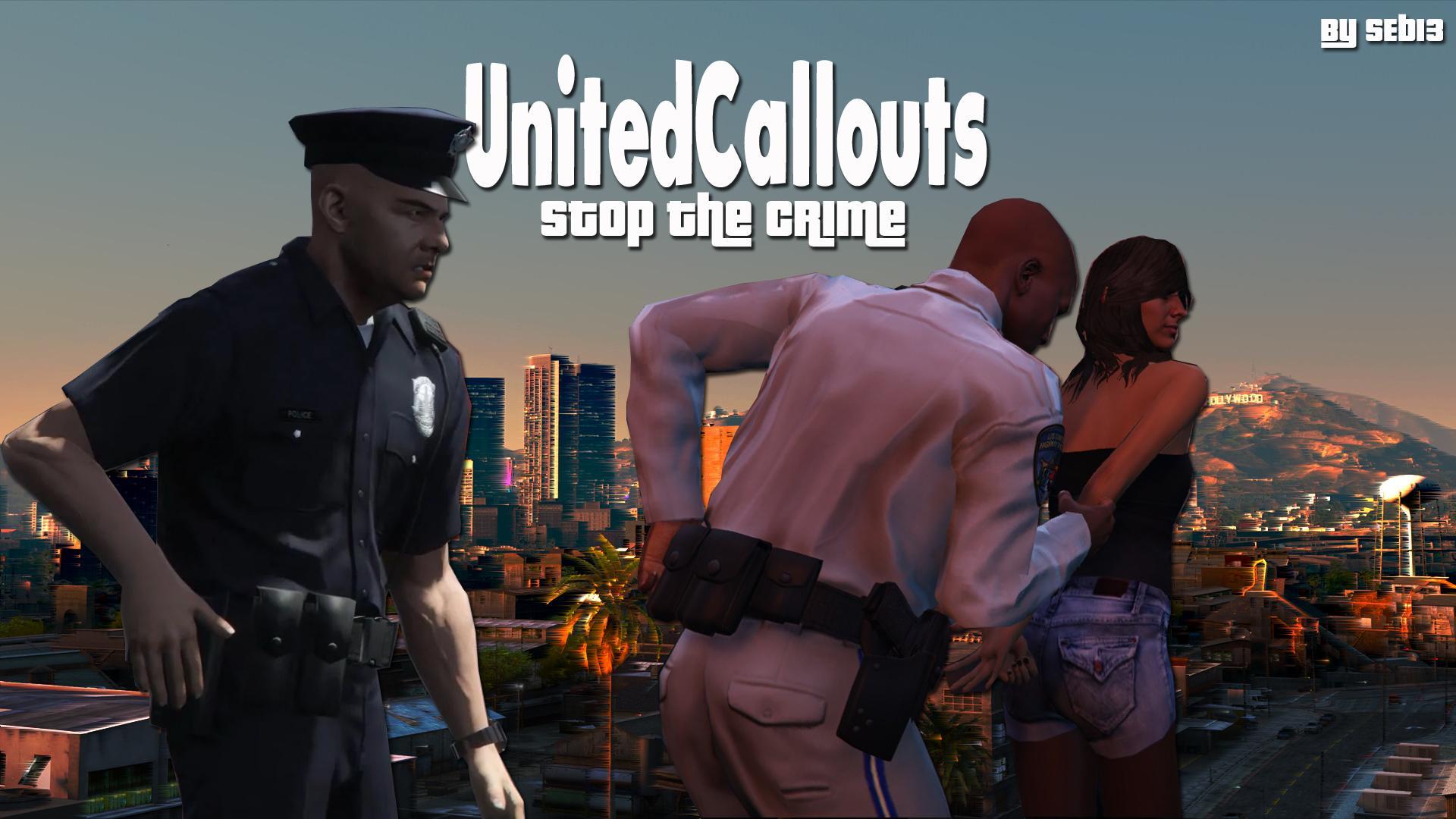 UnitedCallouts - LSPDFR Plugin - GTA5-Mods com