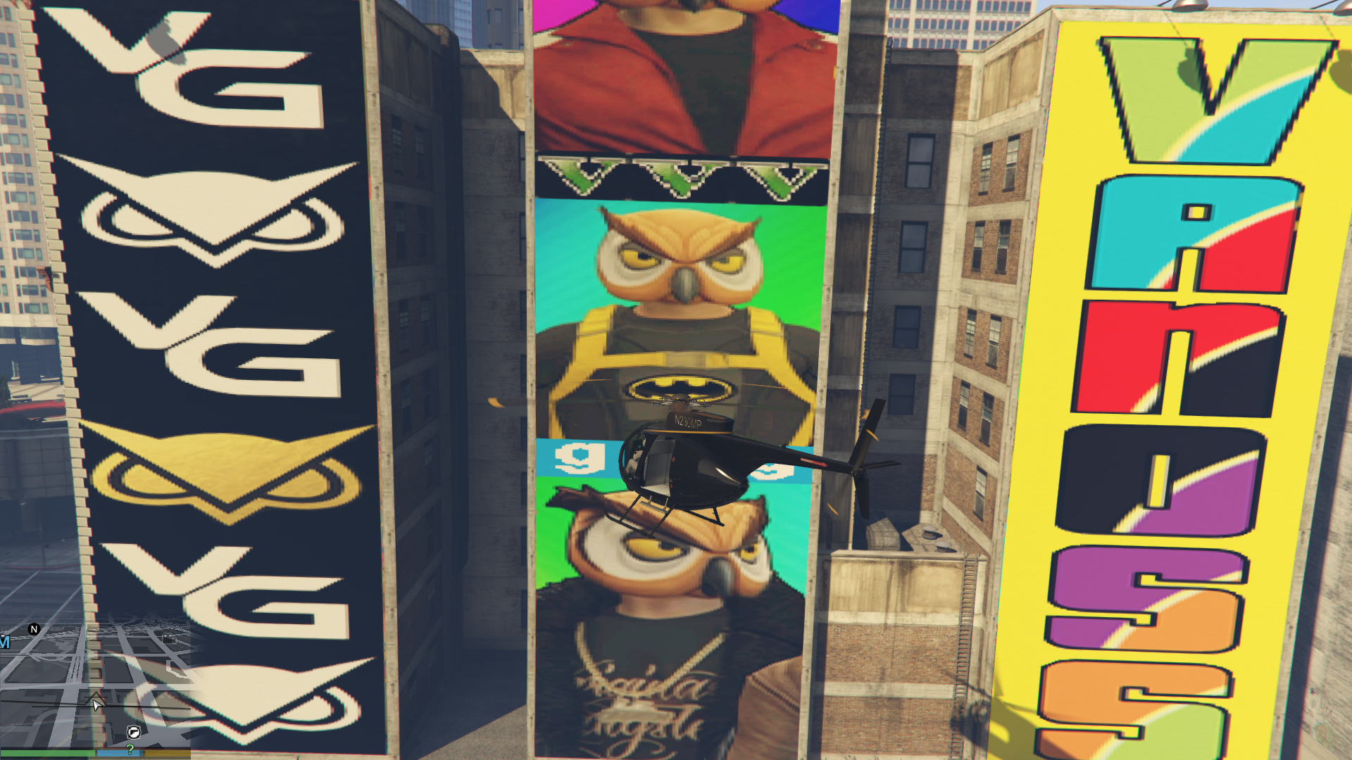 Vanoss Gaming Billboards - GTA5-Mods.com