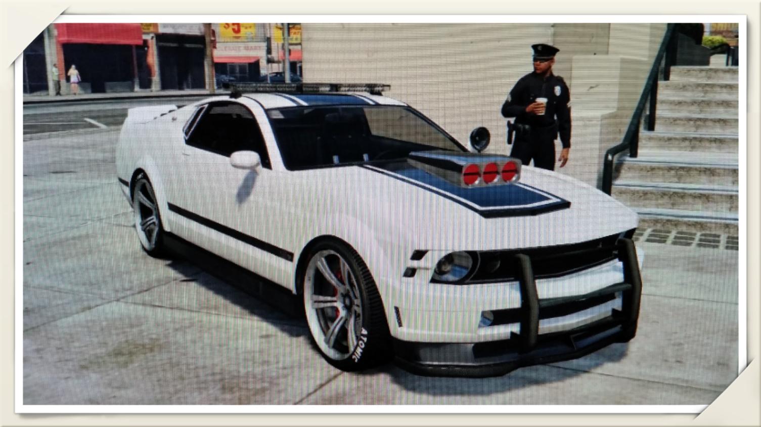 vapid dominator police car gta5 mods com