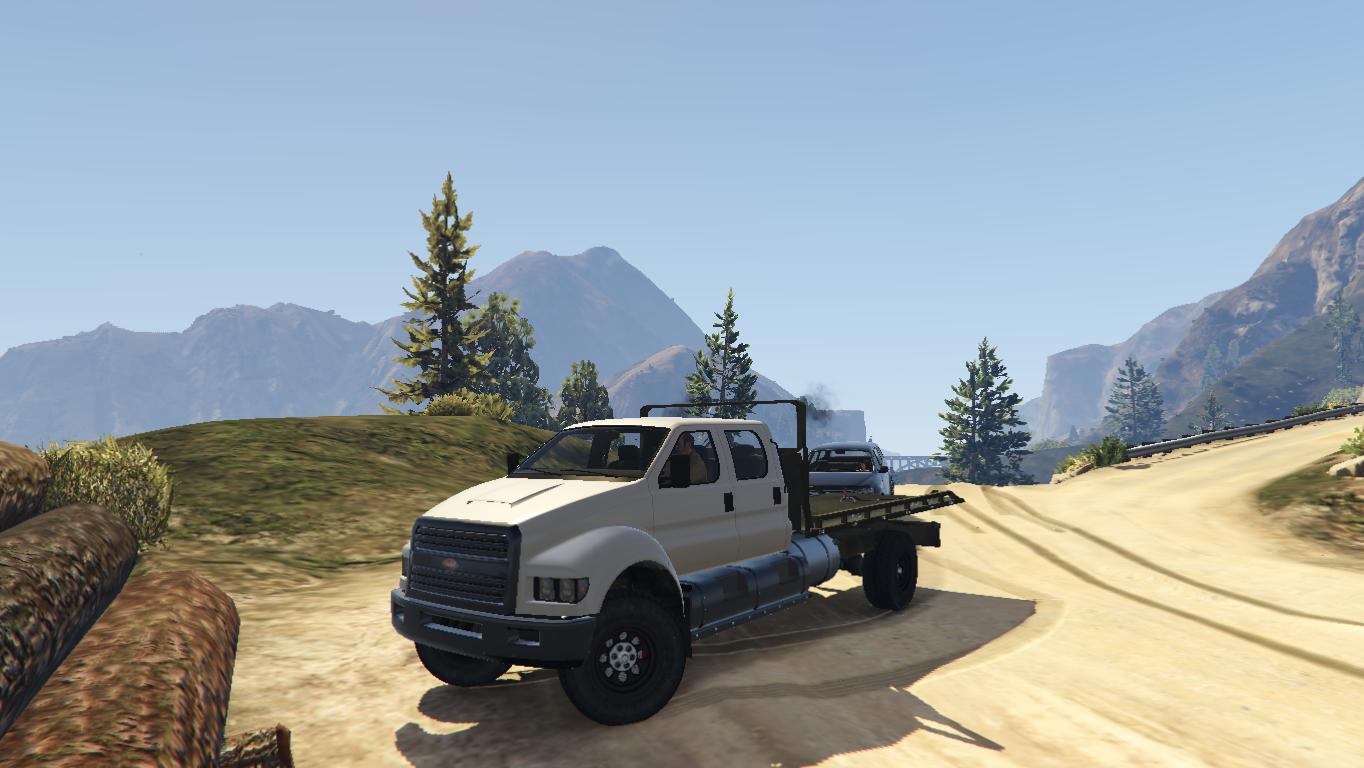 Gta 5 spawn tow truck cheat