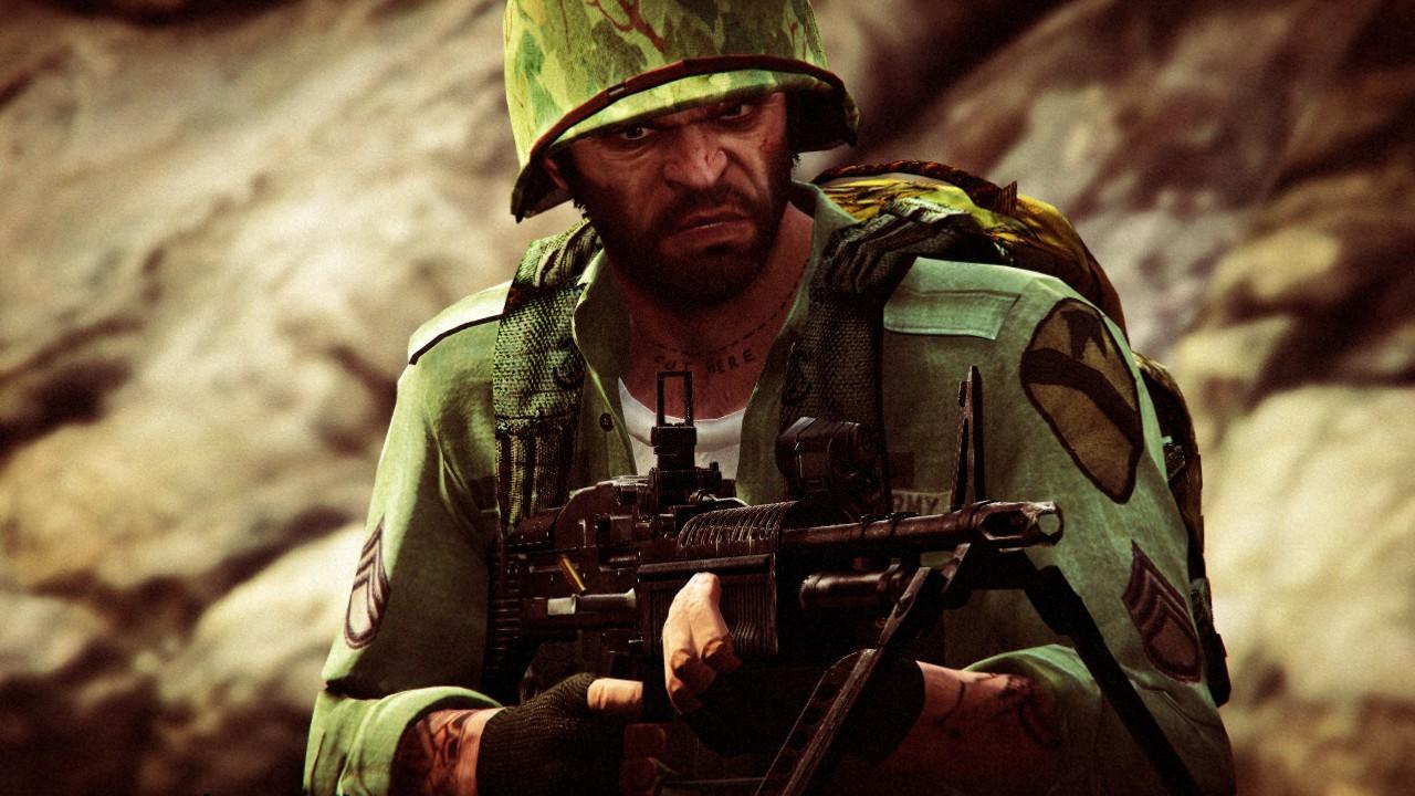 Vietnam grunt Trevor outfit - GTA5-Mods.com