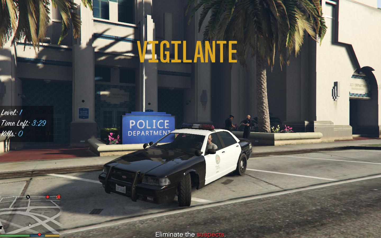 Vigilante - GTA5-Mods com