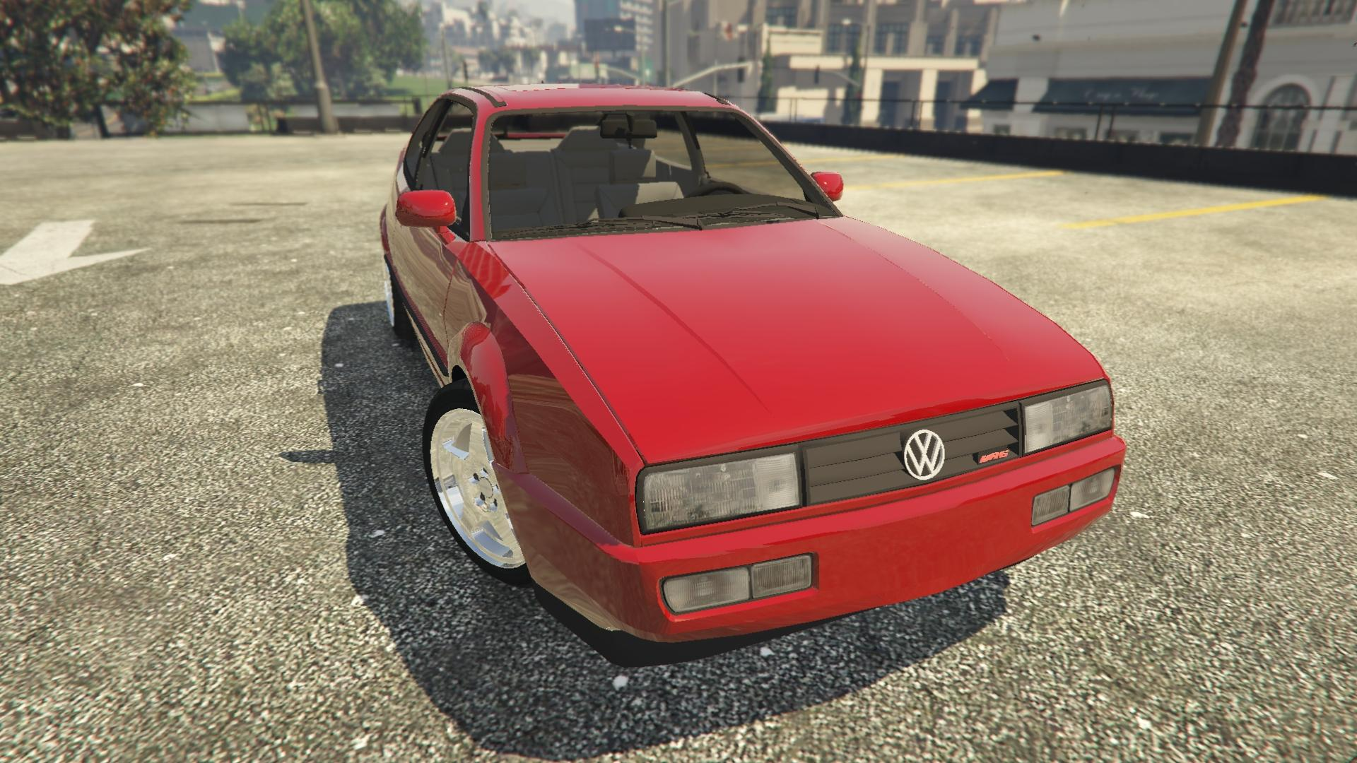 volkswagen corrado vr6 gta5. Black Bedroom Furniture Sets. Home Design Ideas
