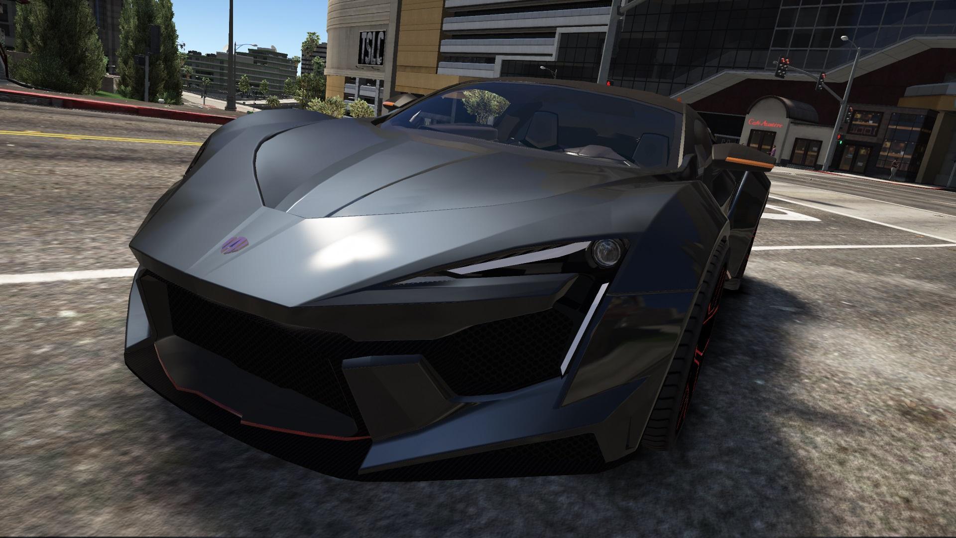 W Motors Fenyr >> W Motors Fenyr Supersport [Add-On | Unlocked | Automatic Spoiler] - GTA5-Mods.com