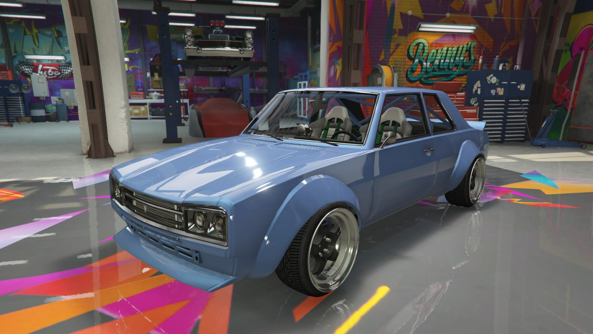 vulcan warrener gta 5