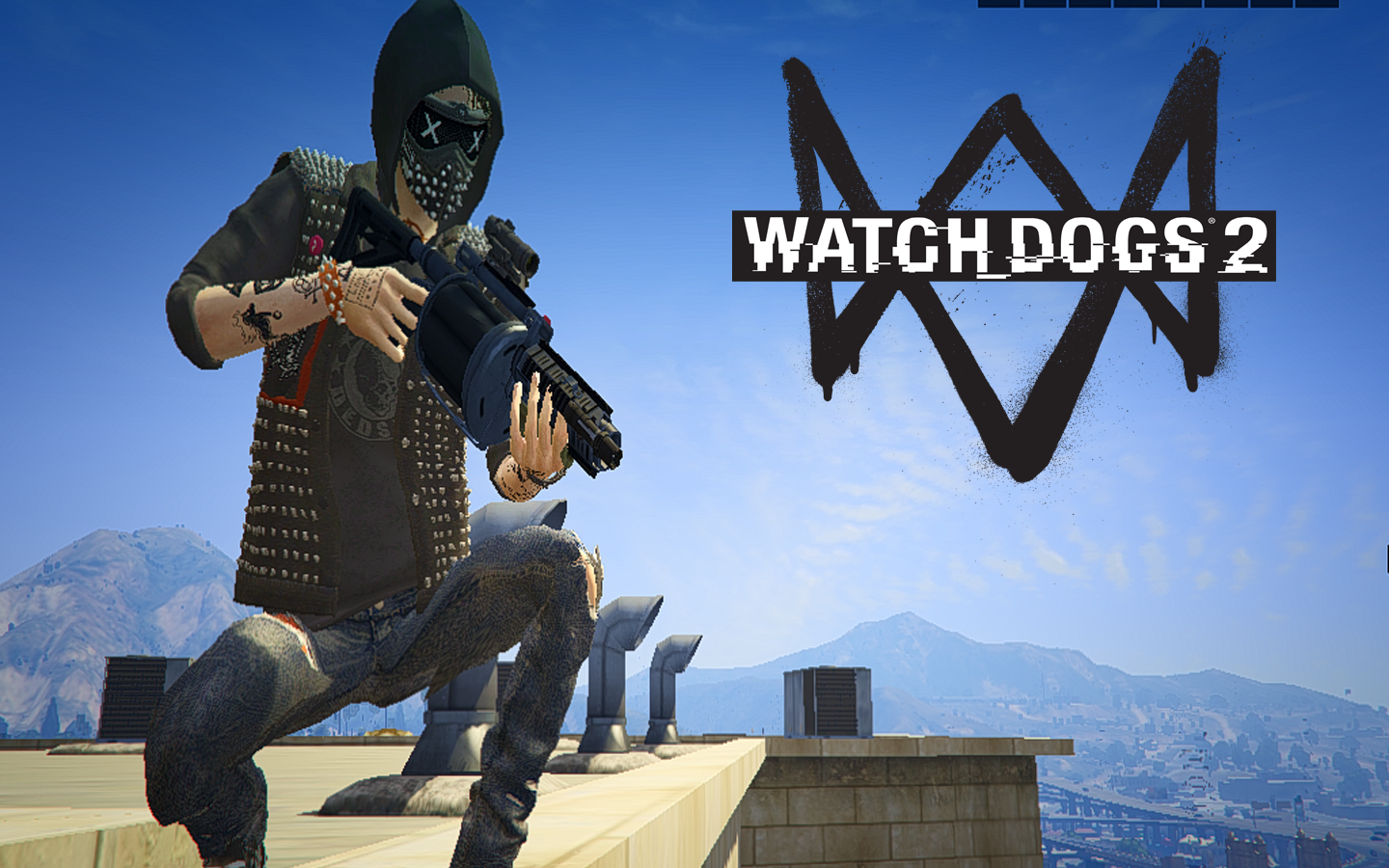 Wrench From Watch Dogs 2: Watch Dogs 2: Wrench