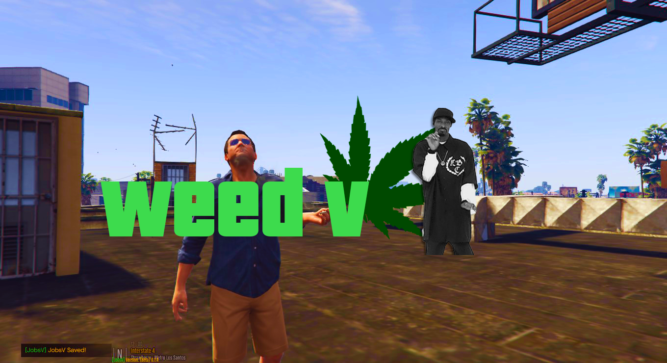 how to start selling weed in gta 5