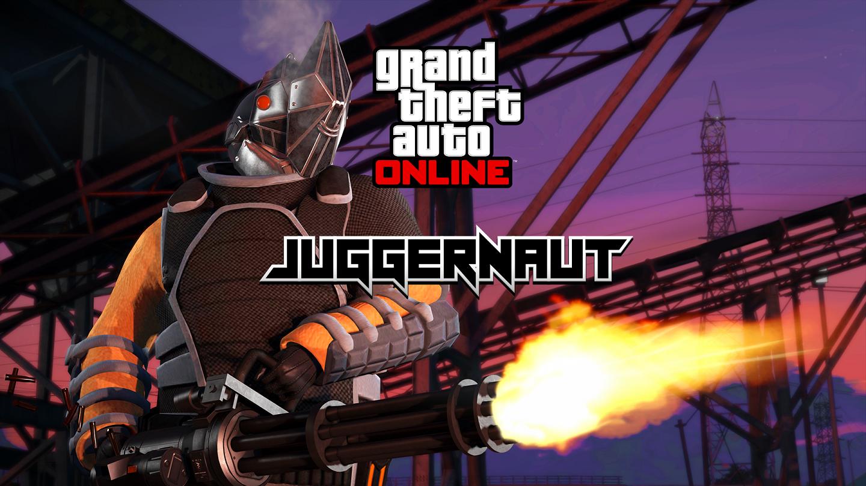 Working Juggernaut Suit - GTA5-Mods com