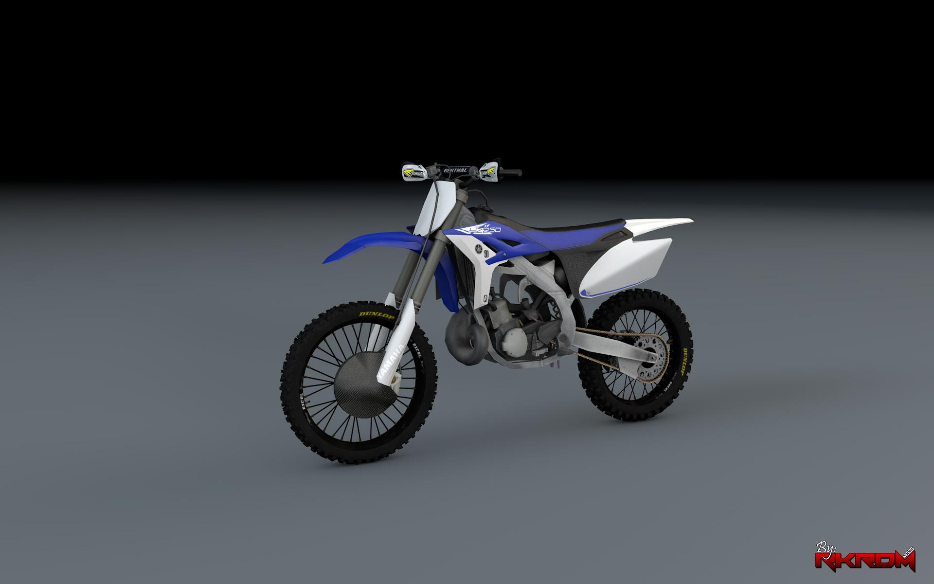 yamaha yz 250 gta5. Black Bedroom Furniture Sets. Home Design Ideas