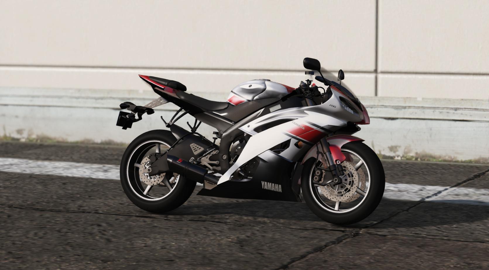 Yamaha YZF-R6 [Add-On] - GTA5-Mods com