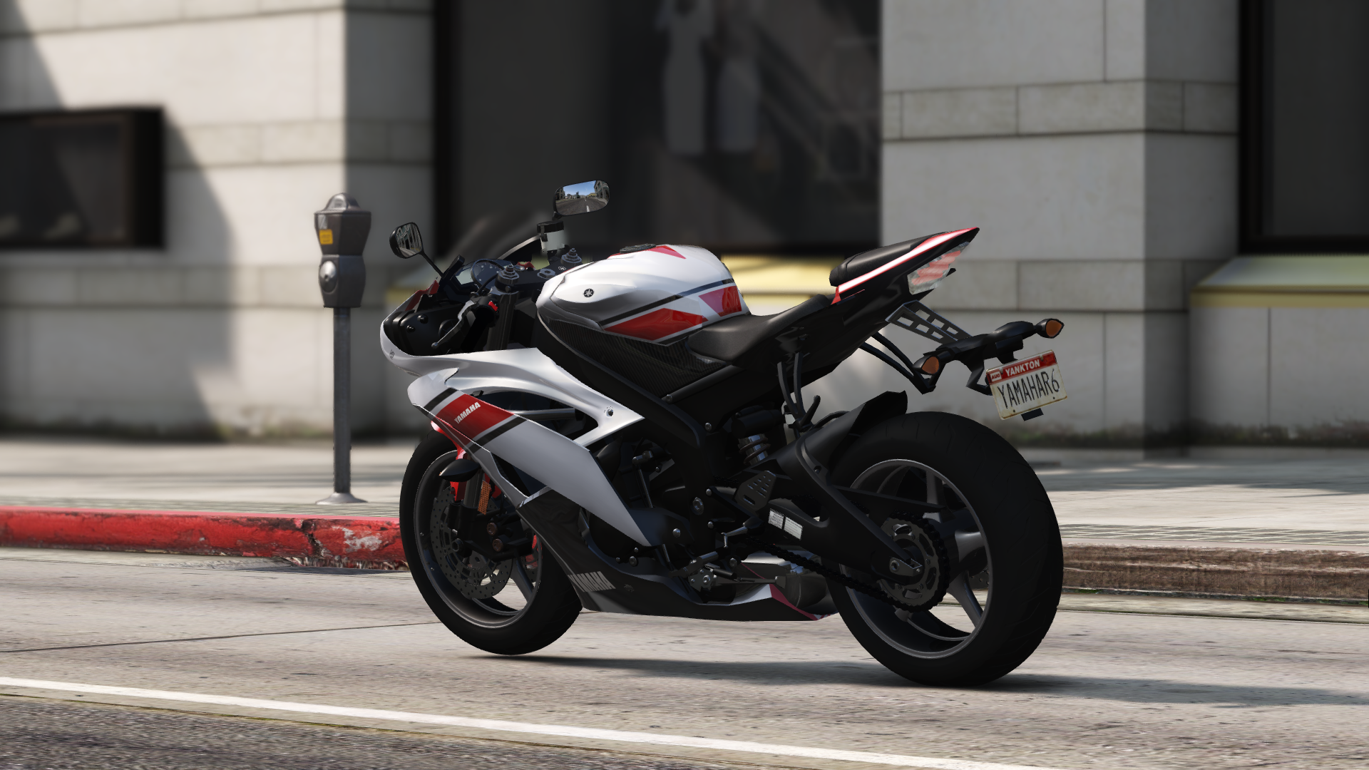 yamaha yzf r6 add on gta5. Black Bedroom Furniture Sets. Home Design Ideas