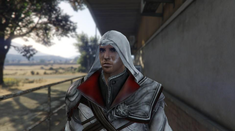 Young Ezio Auditore Gta5 Mods Com