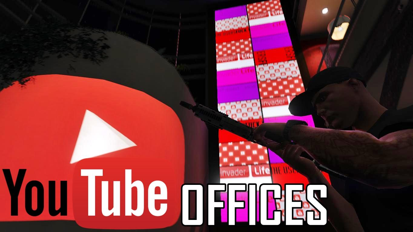 Youtube Offices youtube offices - gta5-mods