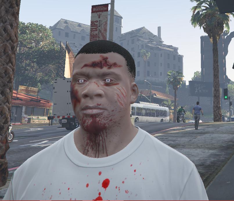 Zombie Franklin - GTA5-Mods.com