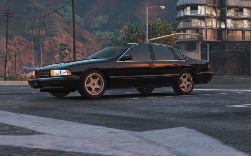 Chevrolet Impala SS '96 [Add-On / Replace   Wipers] - GTA5 ...