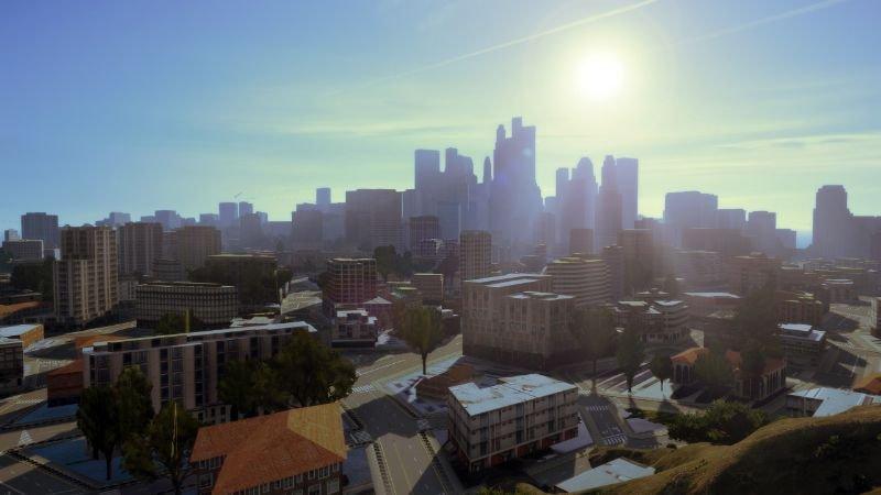 B2d52d procedural city r1