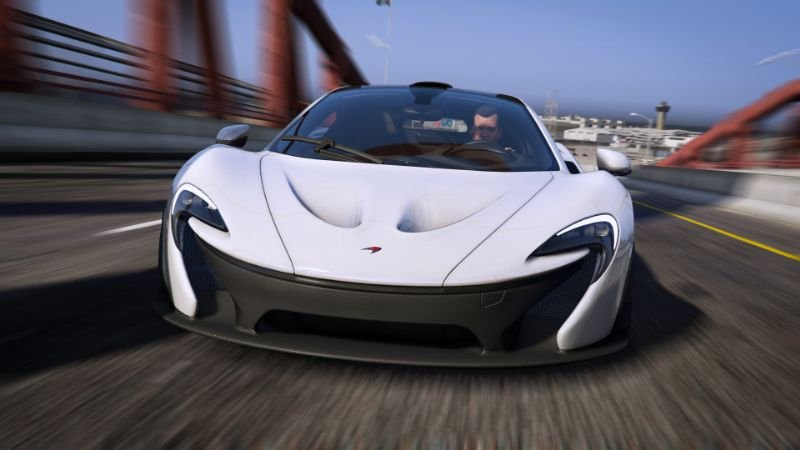 2014 mclaren p1 gta5 - Project cars mclaren p1 ...