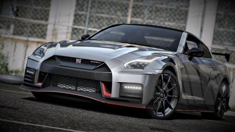 AMGGTC 2020 Nissan GT-R Handling file - GTA5-Mods.com